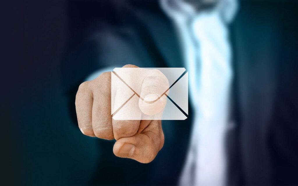 Archana Parmar email writing
